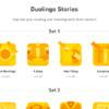 Duolingoでイタリア語会話を楽しく学べる「STORIES」